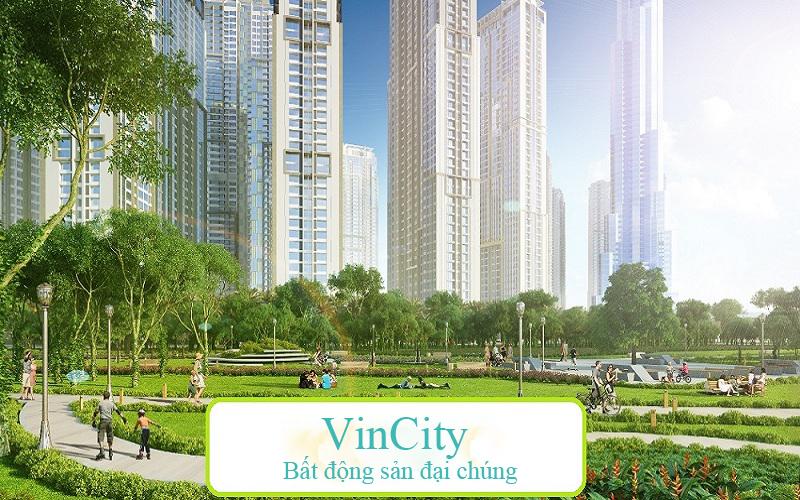 Căn hộ VinCity tận hưởng cuộc sống mơ ước ngay giữa thành phố