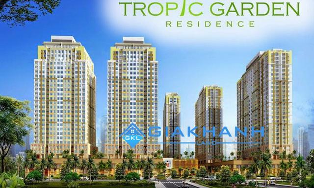 Căn hộ Tropic Garden bán mang đến cư dân các giá trị sống đích thực