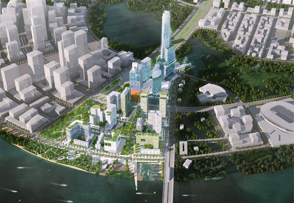 Bạn nắm thế nào về tòa tháp đã được mở bán của dự án bất động sản Empire City?