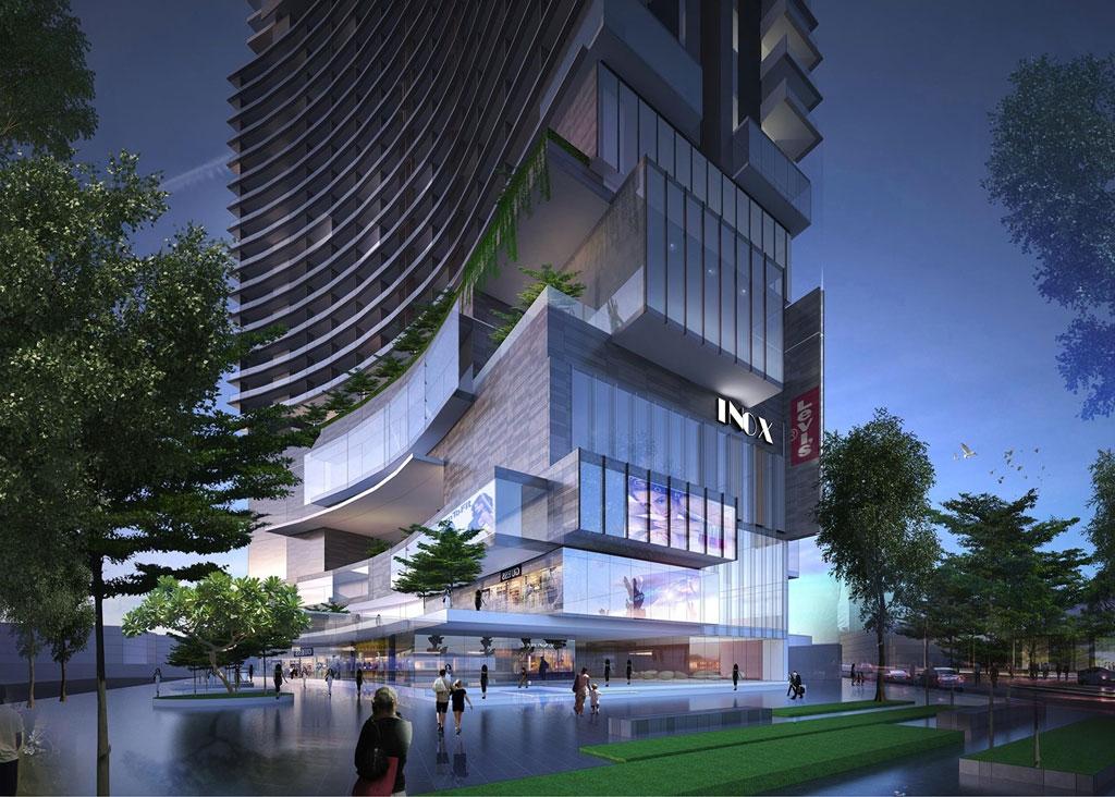 Căn hộ của dự án Condotel AB Central Square có kiến trúc ra sao?