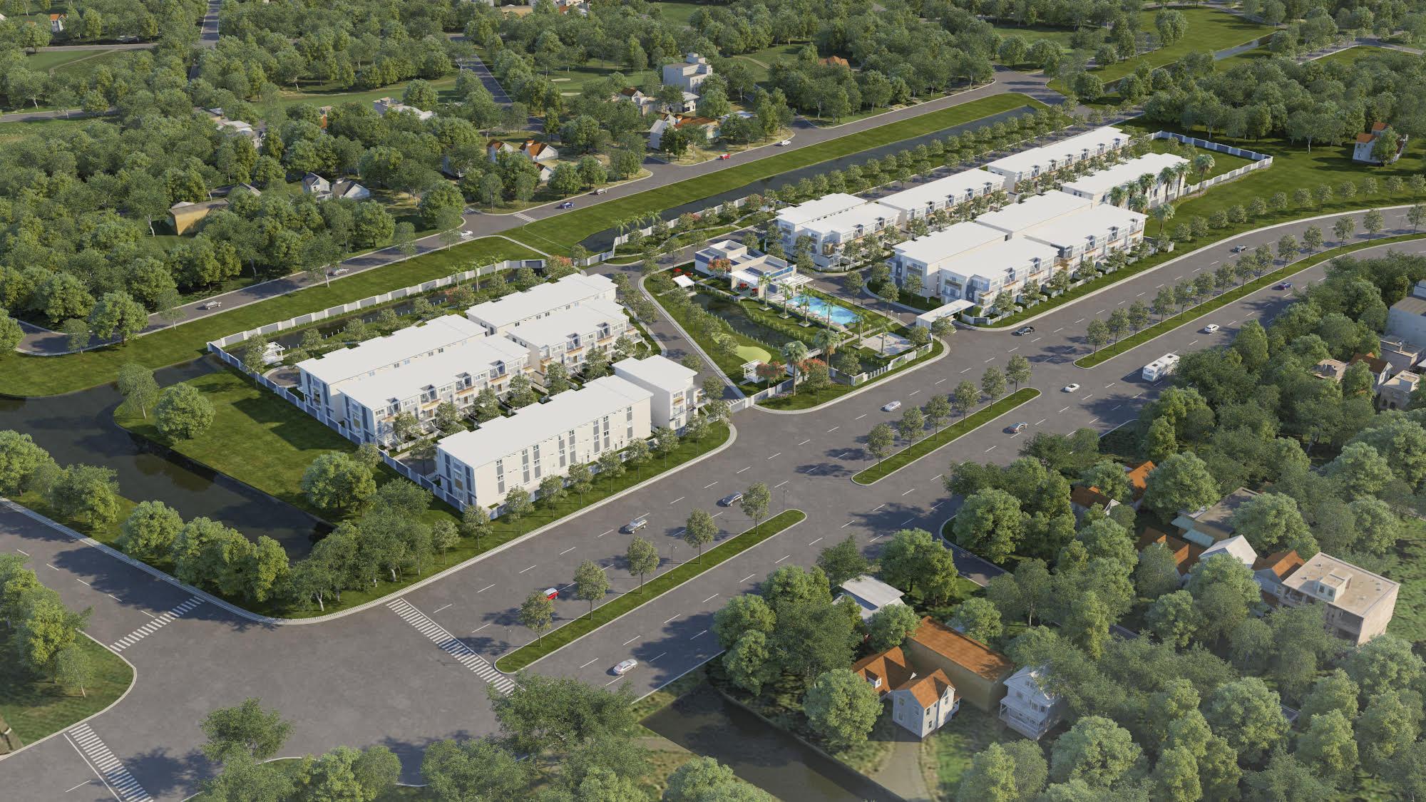 Tìm hiểu về giải pháp đầu tư cho Rosita Garden Khang Điền