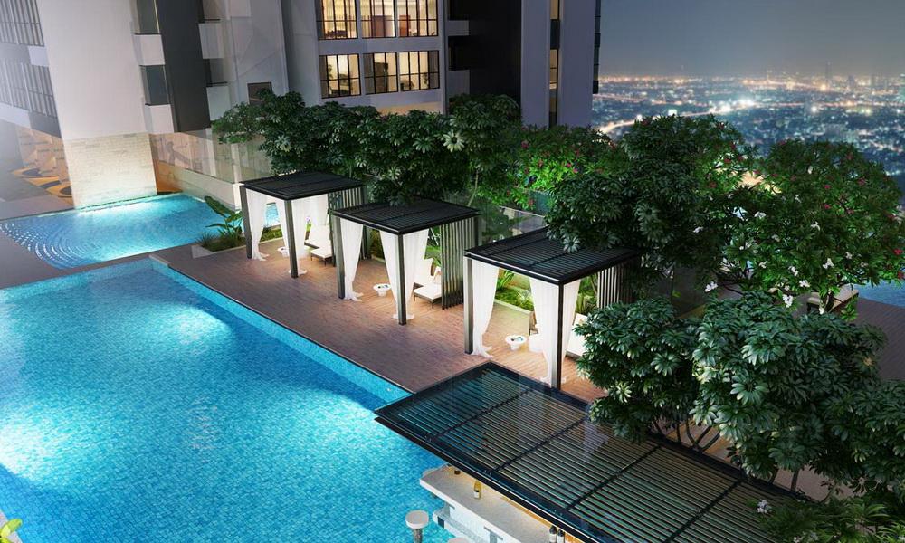 Căn hộ The Ascent Thảo Điền căn hộ như ý vị trí đẹp đậm nét cổ điển