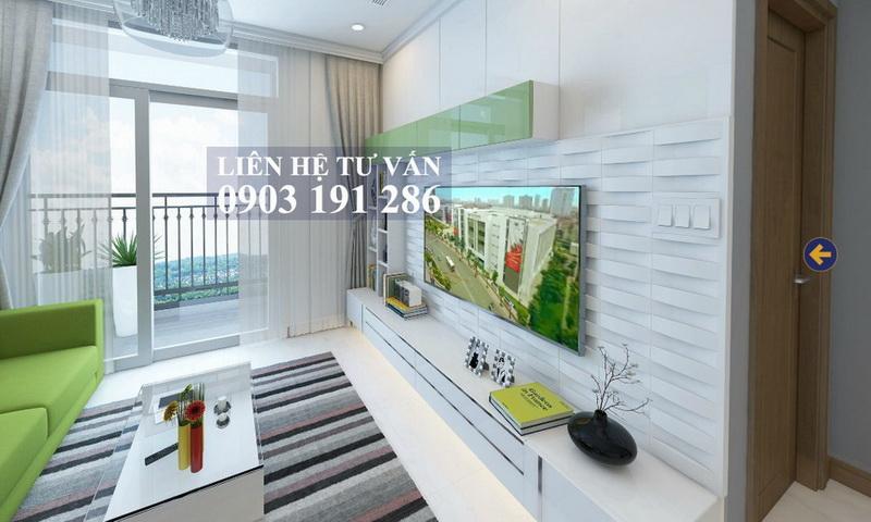 Vinhomes Central Park Apartment Bình Thạnh môi trường sang trọng view trải rộng môi trường sống tốt