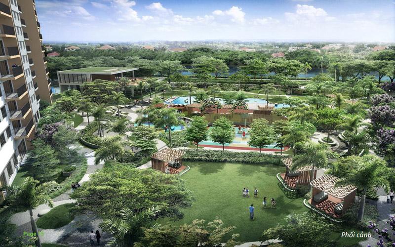 Dự án Palm Garden Quận 2