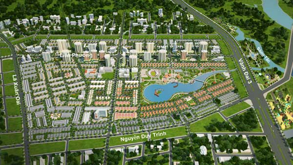 Dự Án Đất Nền cao cấp Cát Lái Invesco dịch vụ đa dạng sống riêng tư địa điểm lý tưởng