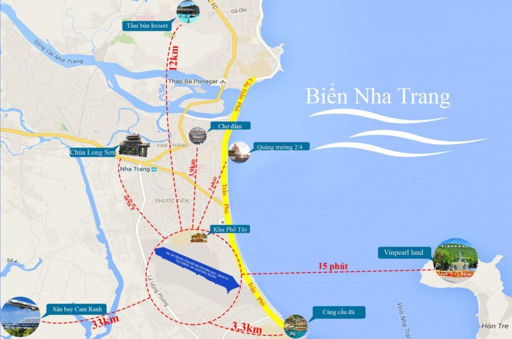 Piania City Nha Trang Piania City Nha Trang cân bằng phong thủy view thông thoáng thiết kế độc đáo