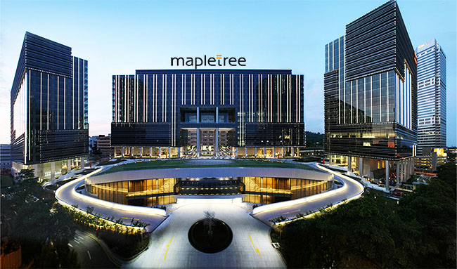 mapletree phat trien du an one verandah