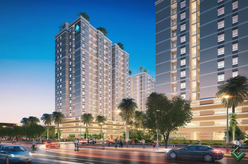 Dự án 152 Điện Biên Phủ dự án qui mô thiên đường xanh