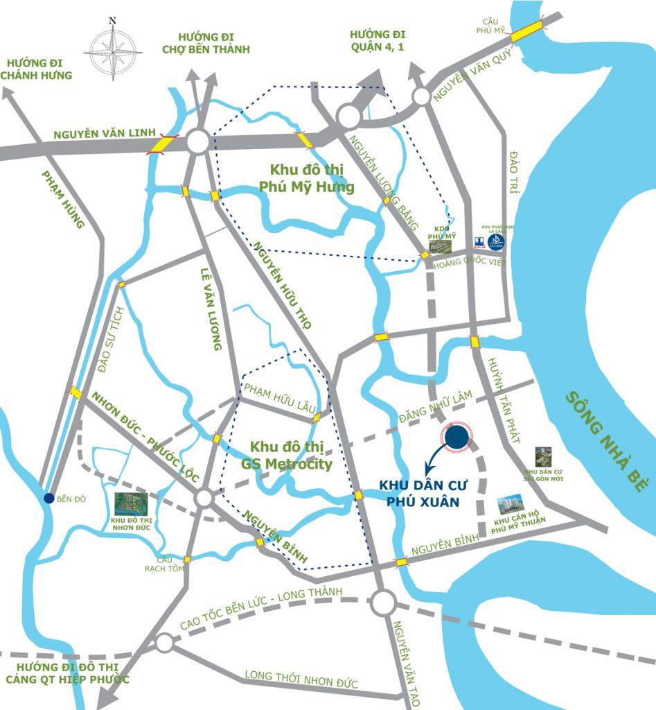 Dự án chung cư Orchid Park Phú Xuân Nhà Bè triển khai chất lượng nhiều lựa chọn không gian hiện đại