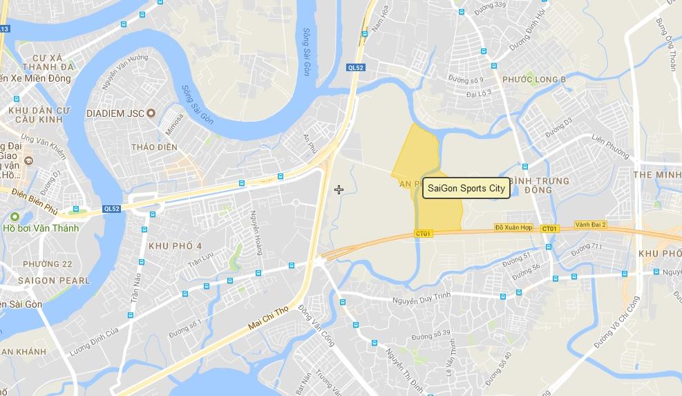 Căn hộ SaiGon Sports City quận 2 nhận định giá trị đầu tư