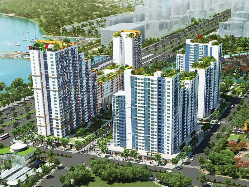 New City dư án căn hộ chung cư tiện ích 5 sao đầy sáng tạo