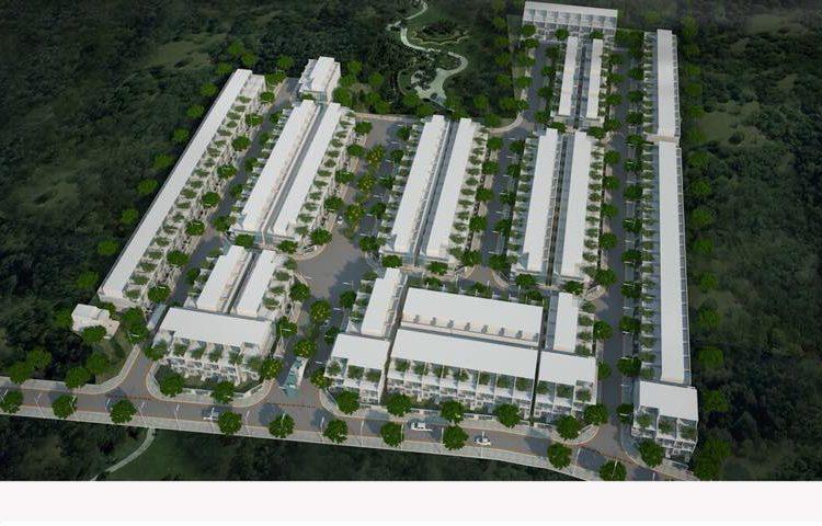 Sang trọng & Hiện đại bên trong đất nền dự án Thành Nam Dragon quốc lộ 22 3 phòng ngủ