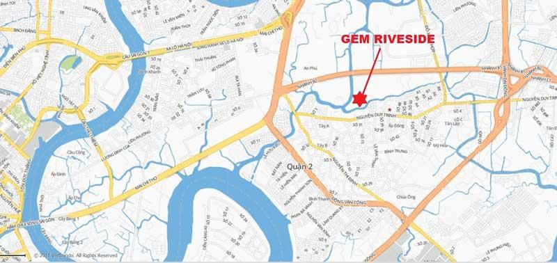 Gem Riverside căn hộ chung cư riêng tư tuyệt đối lối sống riêng
