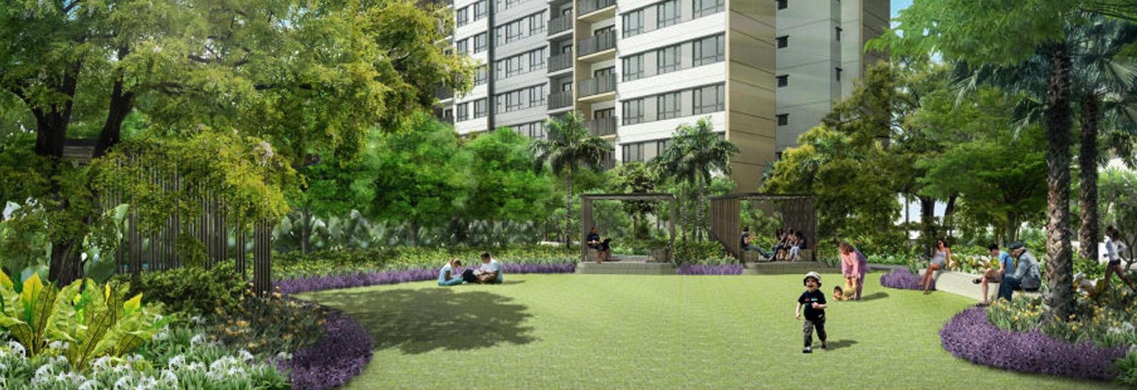 Dự án Palm Garden quận 2 và thiết kế không gian sống hoàn hảo