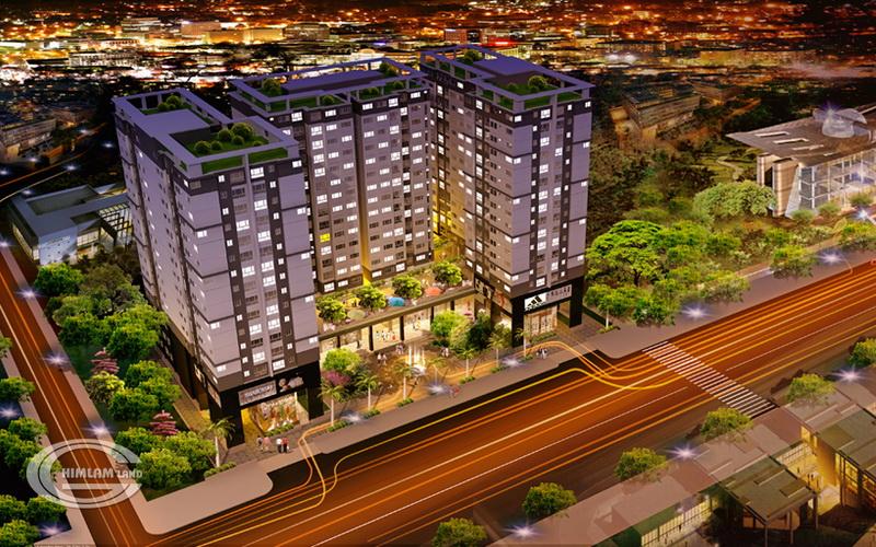 Cho thuê căn hộ chung cư The Hyco4 Tower tâm điểm giao thông trung tâm