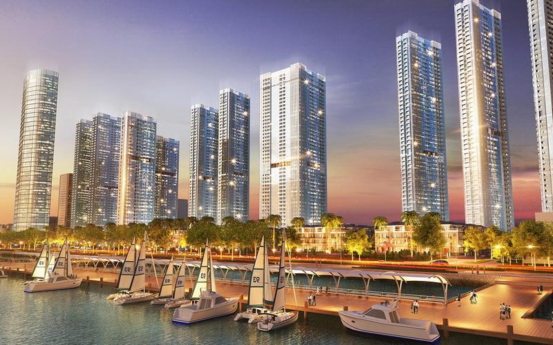 Cho thuê căn hộ chung cư Vinhomes Golden River vị trí đẹp thiết kế xịn