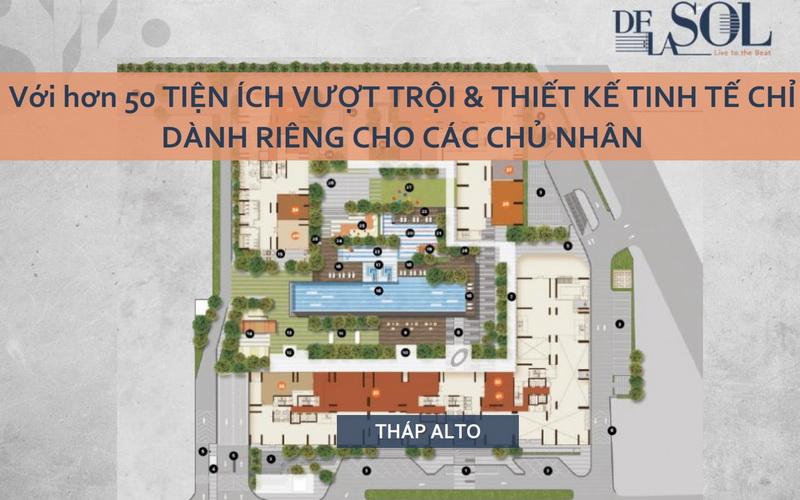 Những lý do đầu tư dự án Delasol Capitaland