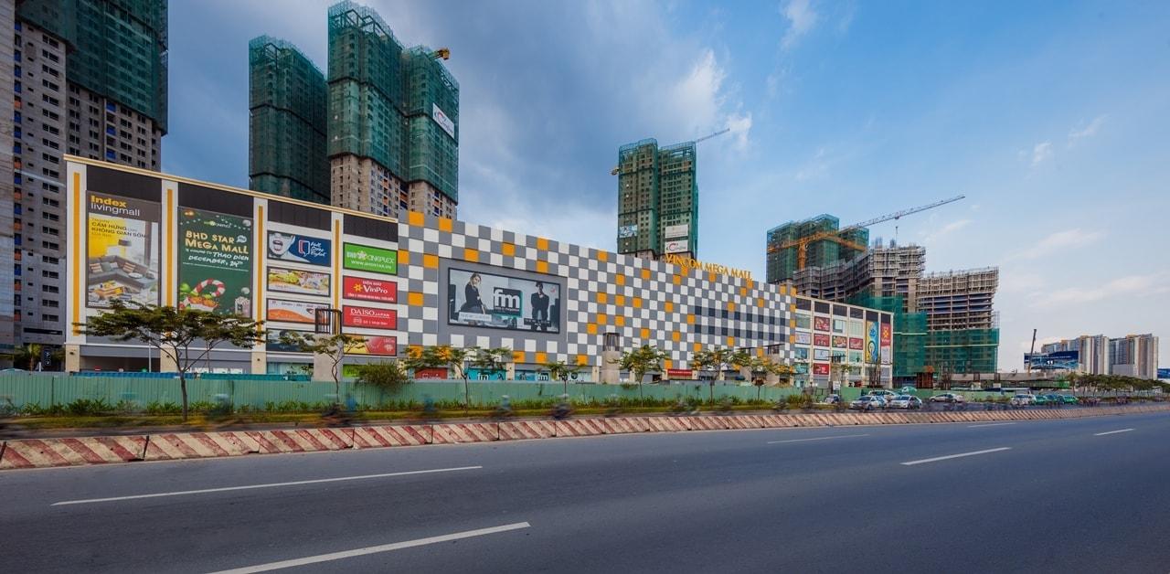 Tiện ích cao cấp xung quanh căn hộ Safira Khang Điền