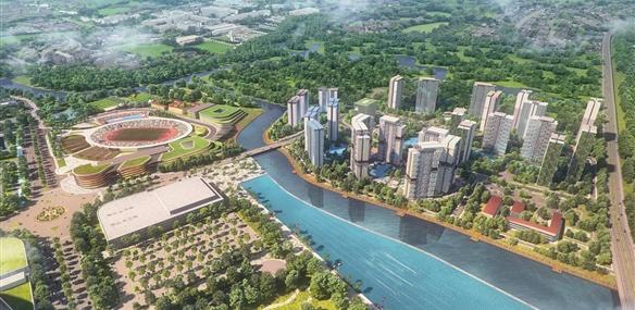 Tiện ích tại dự án Saigon Sports City có gì nổi bật?