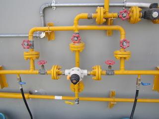 Hệ thống gas công nghiệp sẽ có thiết kế như thế nào