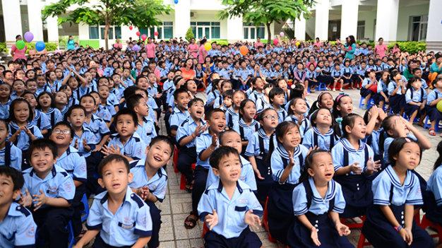 Xung quanh căn hộ Safira Khang Điền có những trường học nào?