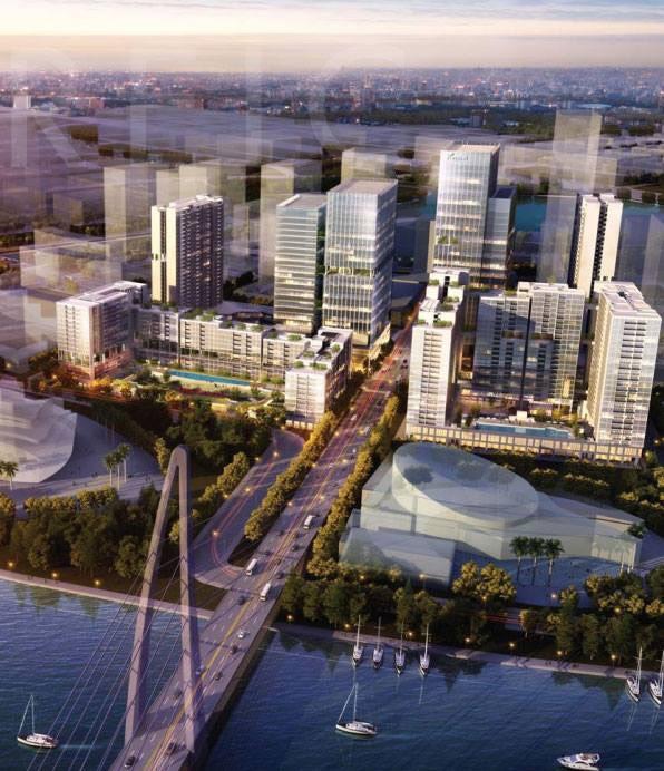 khong gian song tai the metropole