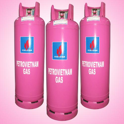 Loại bình gas công nghiệp nào phổ biến hiện nay