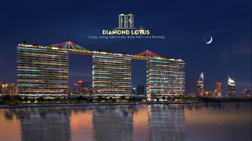 Căn hộ Rome Diamond Lotus được xây dựng ở đâu?