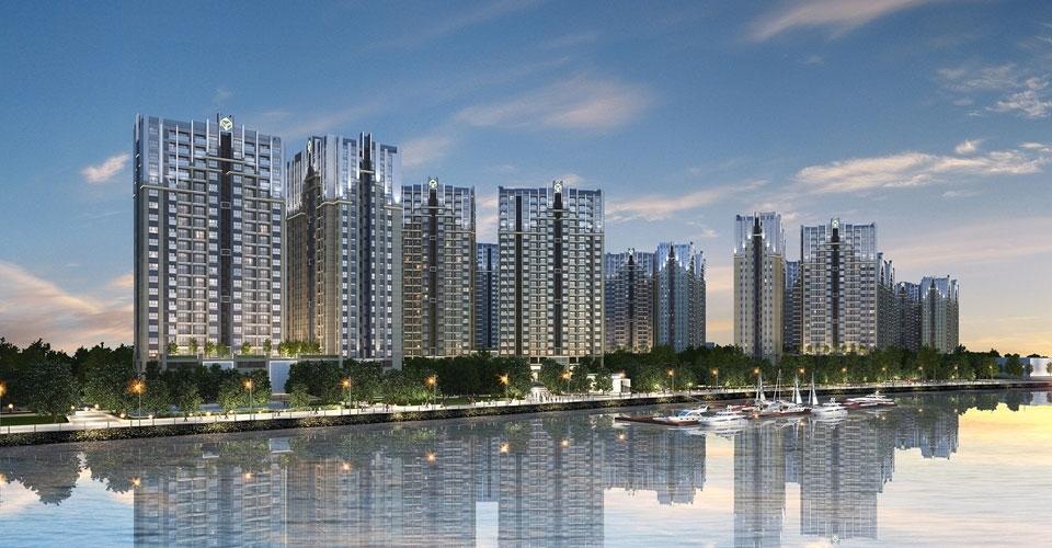 Nhà thầu thi công dự án Water Bay có bàn giao kịp tiến độ?