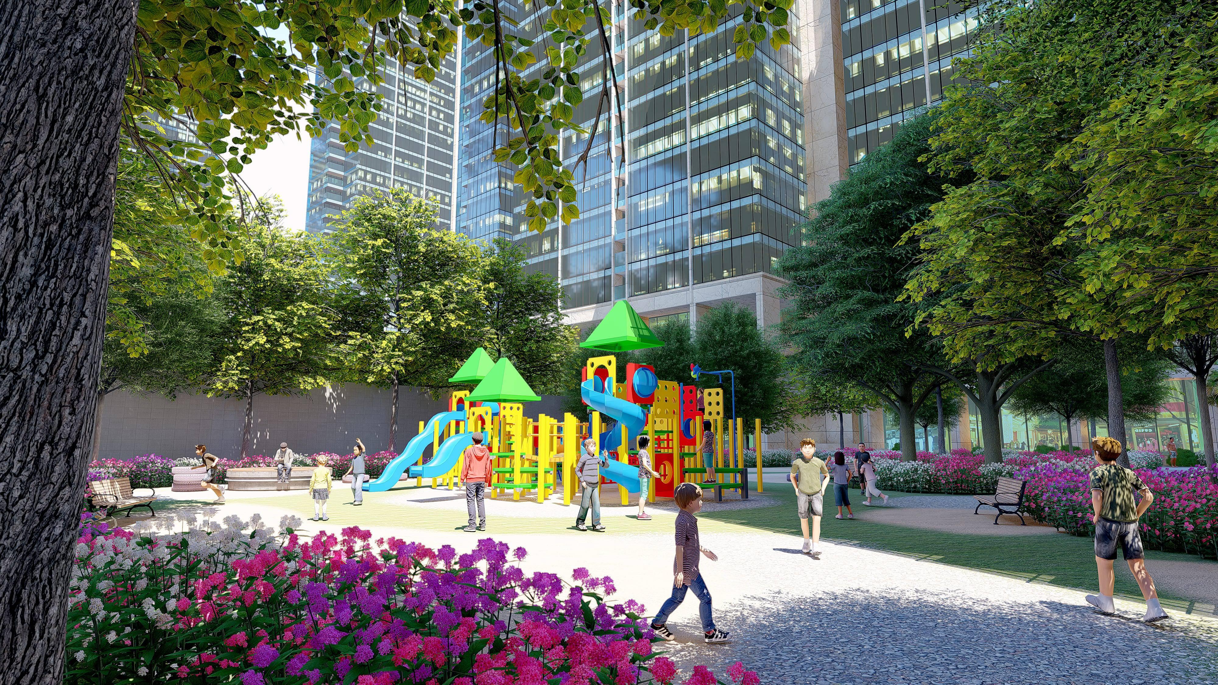 Tốc độ phát triển của quận 7 mang đến giá trị gì cho Sunshine City Saigon