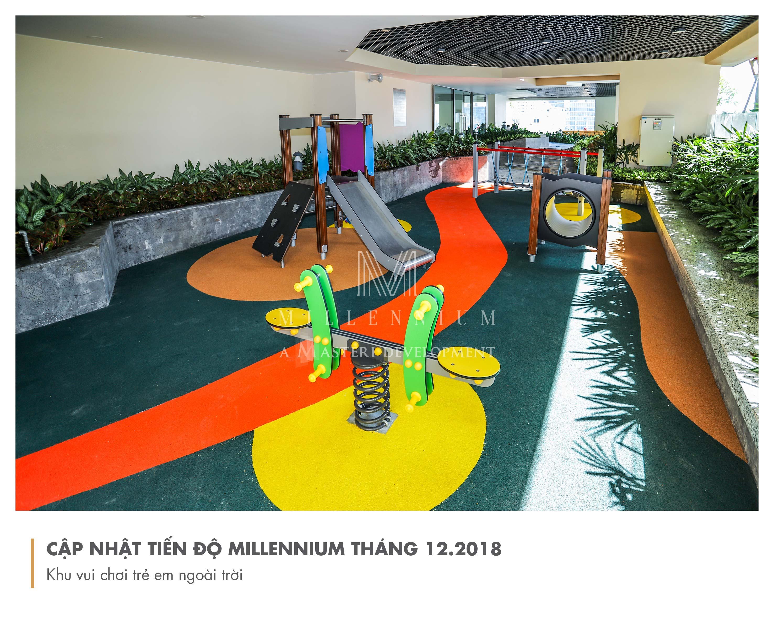 Dự án căn hộ Millennium Masteri Quận 4