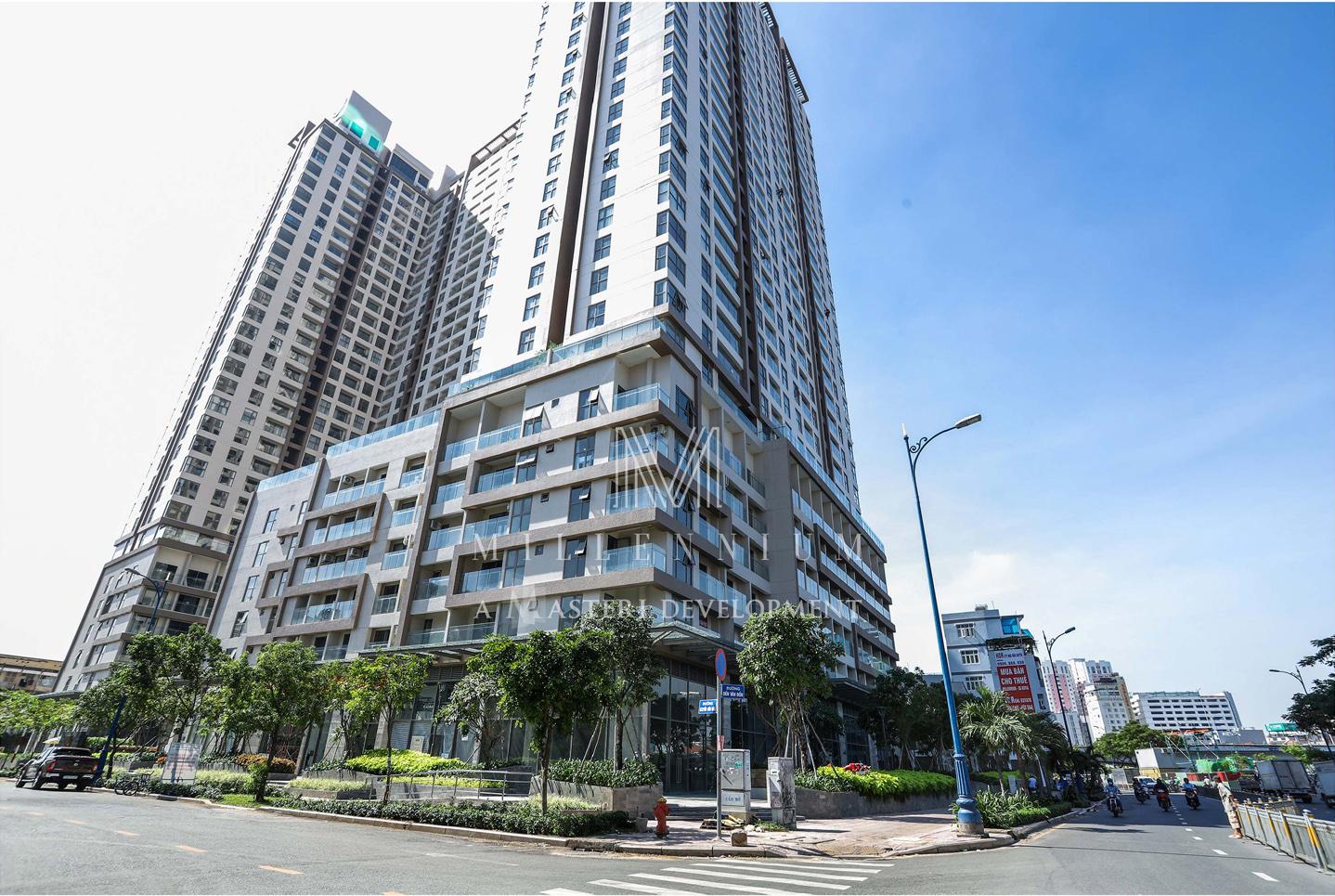 Cho thuê căn hộ One 18 Ngọc Lâm căn hộ trung tâm thiết kế đẹp