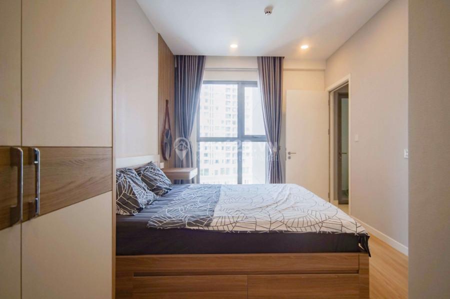 Cho thuê căn hộ 2 phòng ngủ Masteri Millennium đầy đủ nội thất