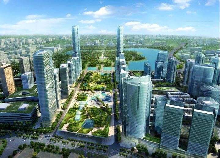 Dự án Gs Metrocity Nhà Bé thiết kế vô cùng ấn tượng