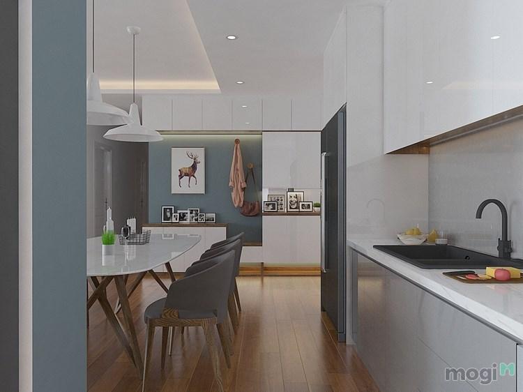 Cần cho thuê căn hộ Masteri Millennium, 3phòng ngủ, full 30tr/tháng
