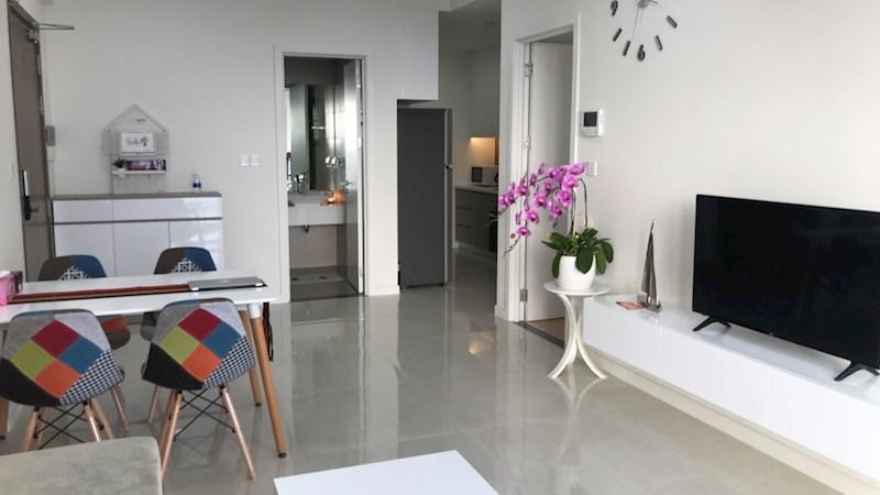 Bán căn hộ chung cư 2 phòng ngủ – Full nội thất – giá 4,8 tỷ tại Millennium, Quận 4