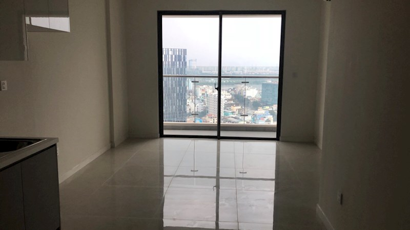 Bán căn hộ Millennium view Bitexco và hồ bơi 2 phòng ngủ nhà trống