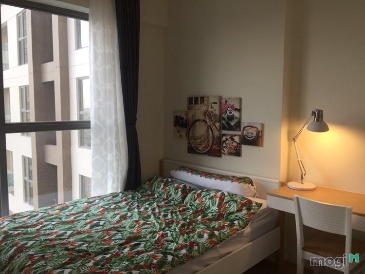 Cần  cho thuê căn hộ Masteri Millennium, 2 phòng ngủ, 65m2, full nội thất