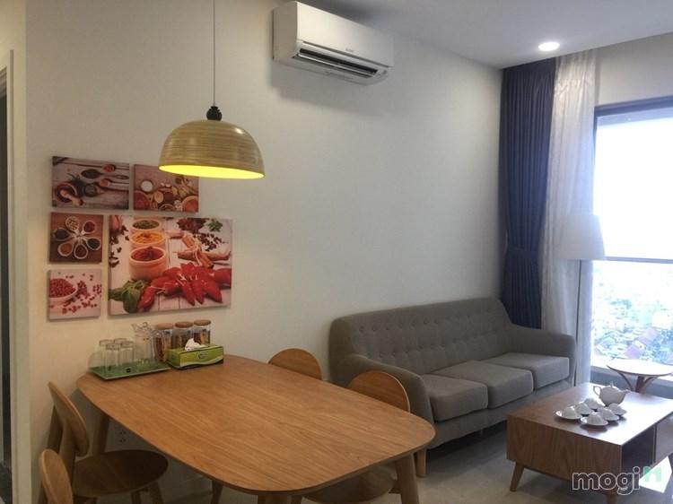 Cho thuê căn hộ cao cấp Millennium 2 phòng ngủ, 26tr/tháng