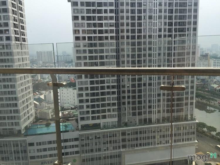 Cần cho thuê căn hộ Millennium 2 phòng ngủ, 65m2,NTDT, 17 triệu