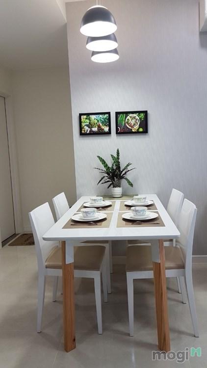 Cần cho thuê căn hộ Masteri Millennium, 2 PN, 65m2 1.100$/tháng