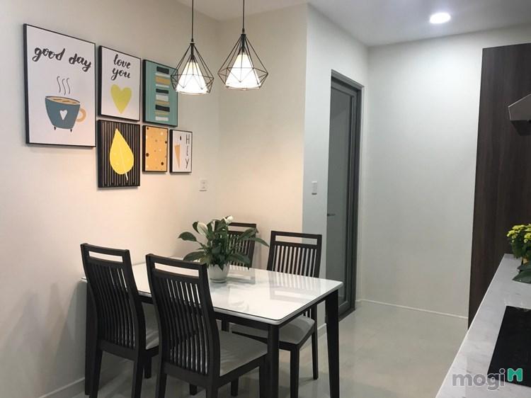 Cho thuê căn hộ Masteri Millennium với 2PN 2WC full 1.100$/tháng