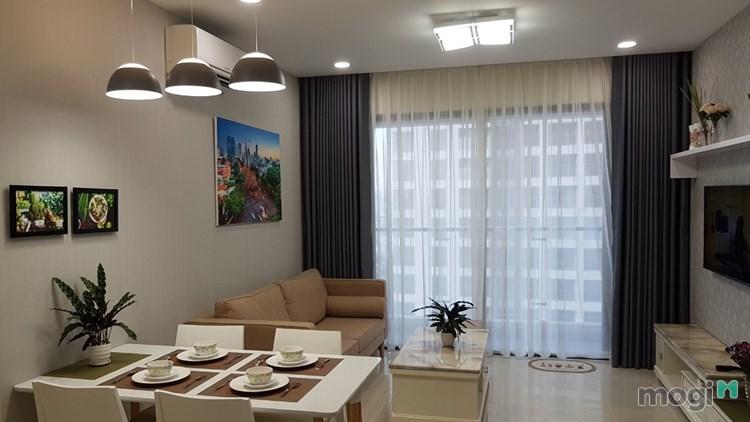 Cần  cho thuê căn hộ Millennium Quận 4 full nội thất gần trung tâm quận 1