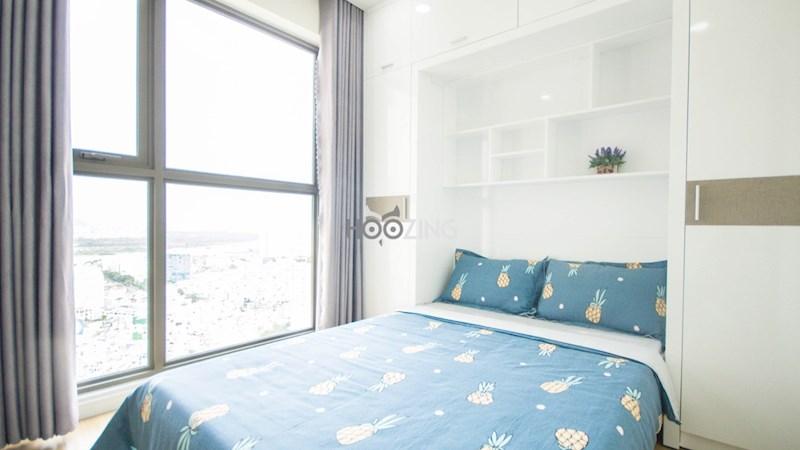 Bán gấp hot 4,7 tỷ (2 phòng ngủ – Full nội thất) tại Millennium Masteri Quận 4