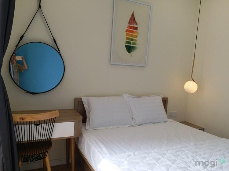Cho thuê căn hộ Millennium 2 phòng ngủ, 25 triệu