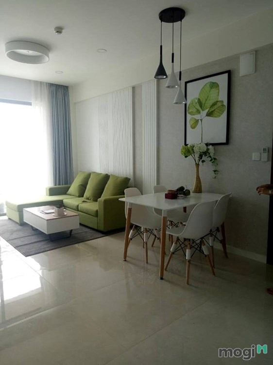 Cho thuê gấp căn hộ Millennium 2PN nội thất đẹp, vị trí sát trung