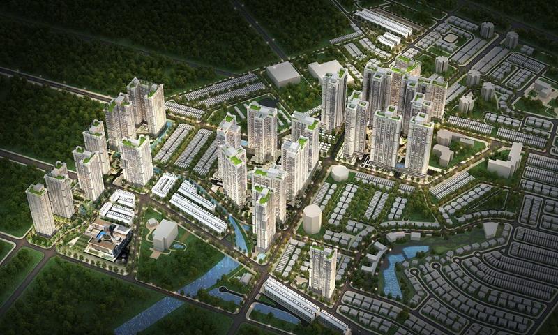 Thông tin tổng quan dự án Raemian City