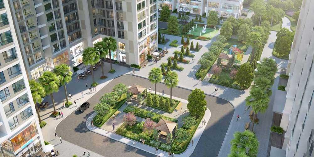 Hệ thống tiện ích nội khu tại dự án Raemian City có gì đặc biệt