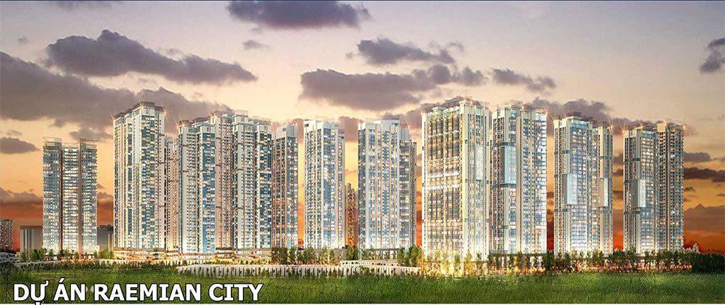 Laimian City tiếp nối thành công của tập đoàn HDTC