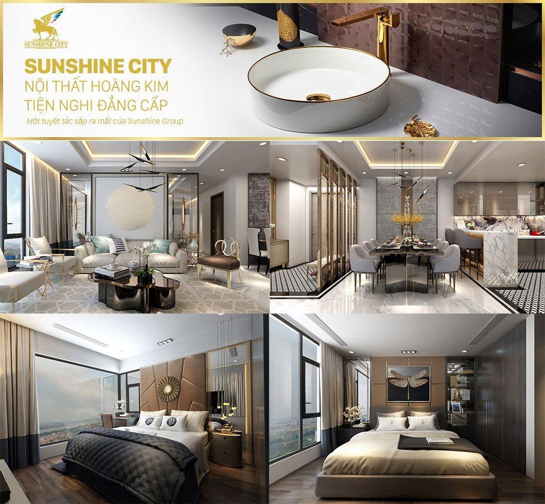 Phân tích đầu tư căn hộ Sunshine City Quận 7